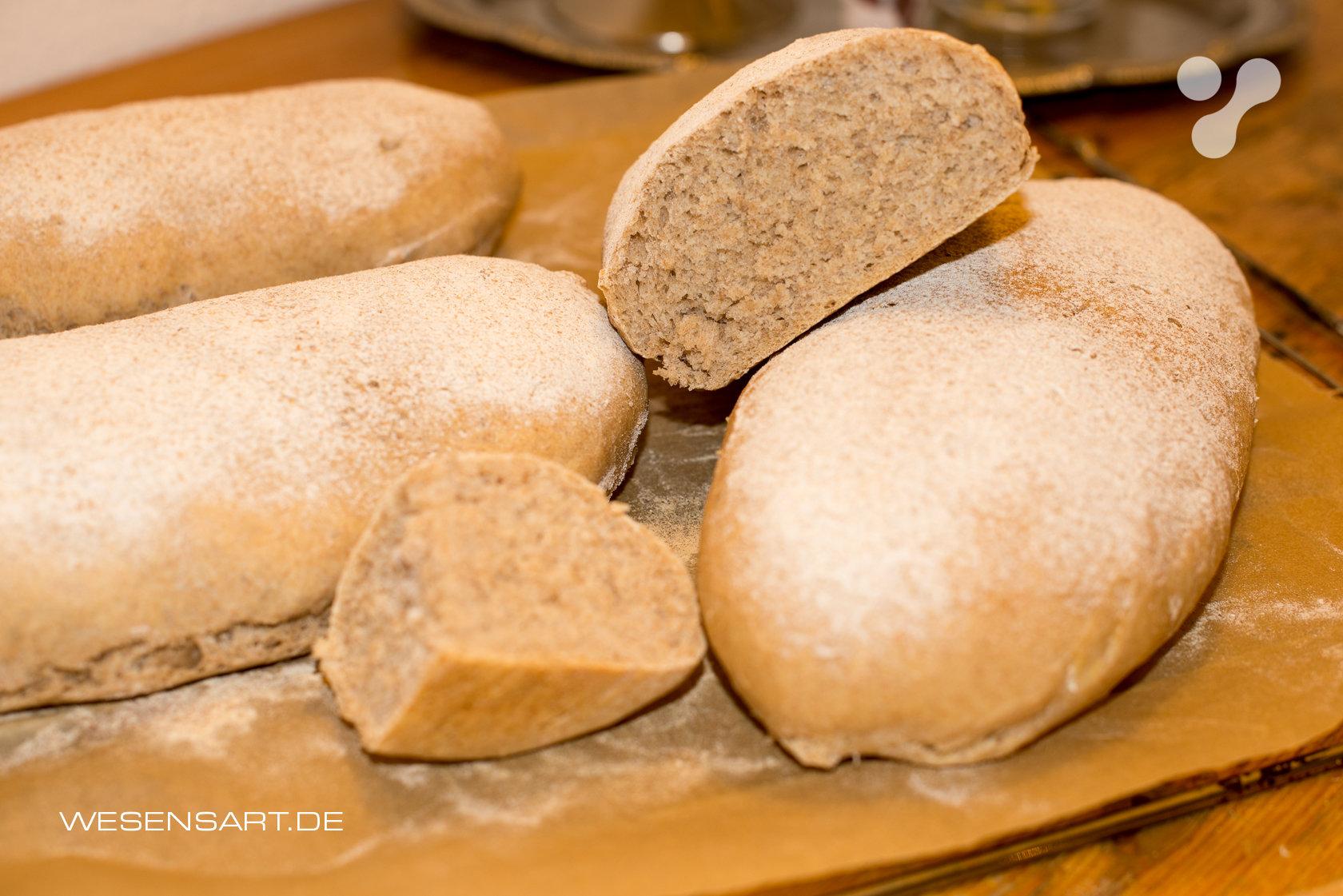 Neues Jahr, neues Brot