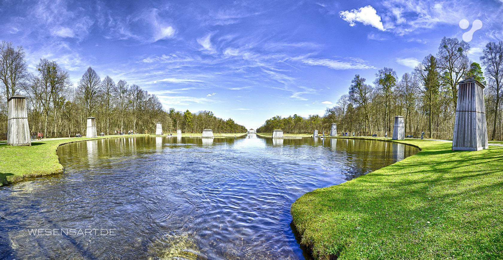 Schloßpark Nymphenburg
