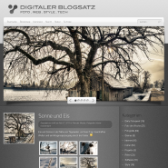 Digitaler Blogsatz – Relaunch Version 2.0